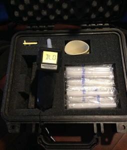 Intoximeters Alco Sensor FST